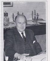 Hermann Röhm (Datum der Aufnahme unbekannt, Privatbesitz Jürgen Groß)