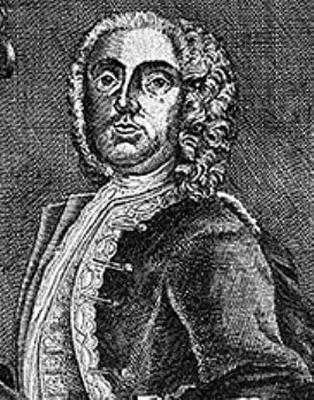 Historisch nicht belegtes Porträt Joseph Süß Oppenheimers