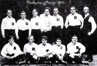 Meistermannschaft des KFV