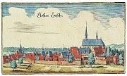 Kloster Lorsch um 1615