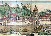 1493 – Ausschnitt aus der Schedelschen Weltchronik