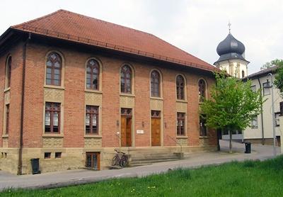 Synagoge Affaltrach Museum zur Geschichte der Juden in Kreis und Stadt Heilbronn (Foto: Ulrich Maier)