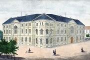 Das Ständehaus in Karlsruhe