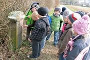 Grundschüler erleben Denkmal