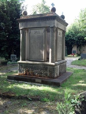 Kriegerdenkmal von Stuttgart-Münster