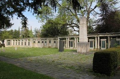 Kriegerdenkmal Unter den Linden
