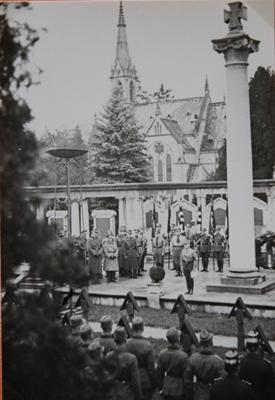 Heldengedenkfeier 1935