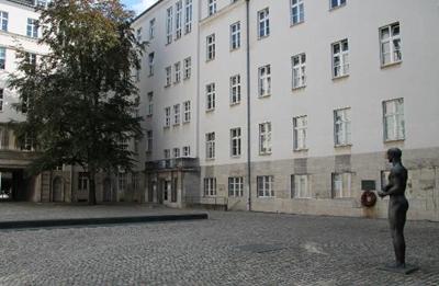 Ehrenhof der Gedenkstätte Deutscher Widerstand