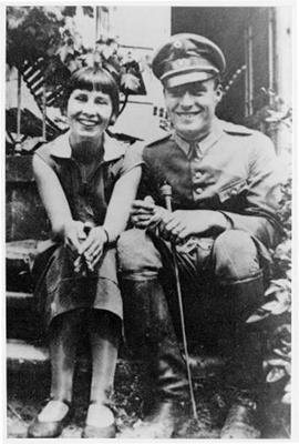 Nina Freiin von Lerchenfeld und Claus Schenk Graf von Stauffenberg