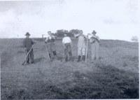 Zwangsarbeiter in der Landwirtschaft