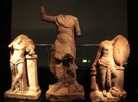 Die römischen Gottheiten Salus, Mars und Victoria im Römermuseum Osterburken