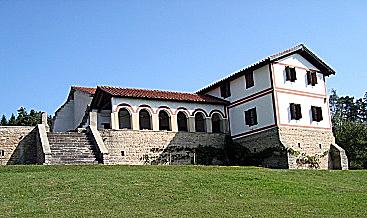 Portikusvilla Hechingen-Stein