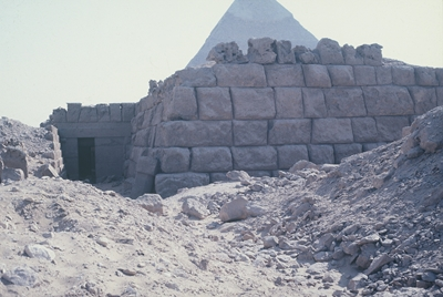 ie Mastaba des Seschemnefer III.