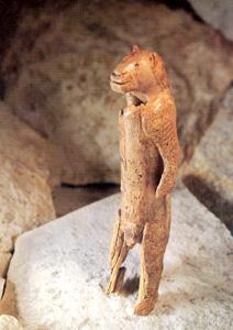 Löwenmensch (Lonetal)