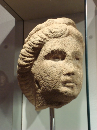 Fund- vollplastischer Kopf einer Venusstatue