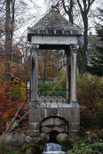 Einmündung des Donaubachs in die Brigach