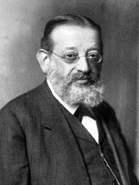 Fritz Homburger (1850-1920) - Bankier, Vorsitzender des Synagogenrats