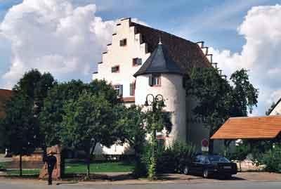 Burg Dallau