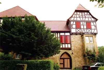 Wasserburg Kürnbach