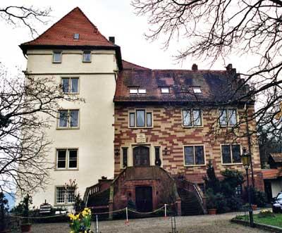 Neuburg bei Obrigheim.