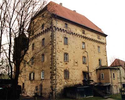 Burg Grombach/Bad Rappenau