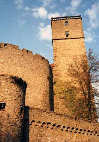 Burg Guttenberg am Neckar