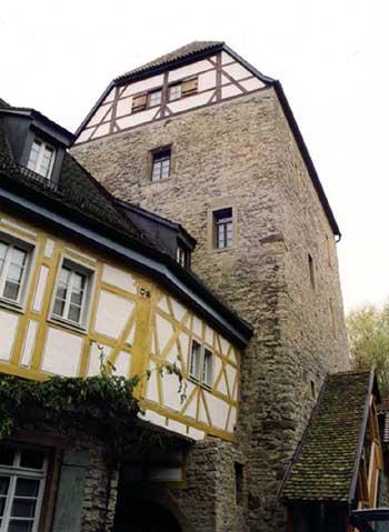 Wasserburg Horkheim