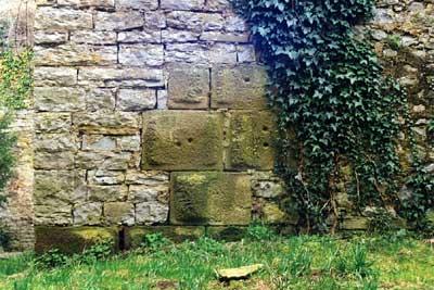 Obere Burg Hornberg: