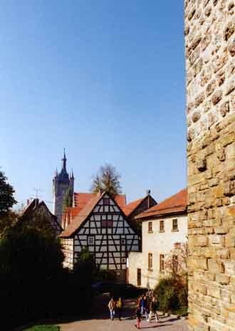 Kaiserpfalz Wimpfen