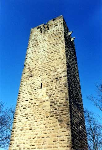 Bergfried der Ravensburg