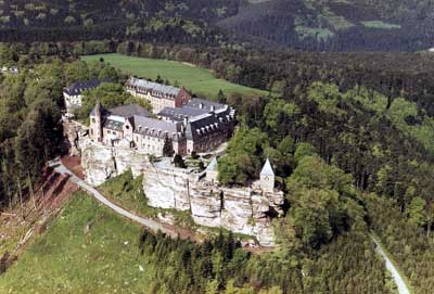 Burg Elsberg im Elsass