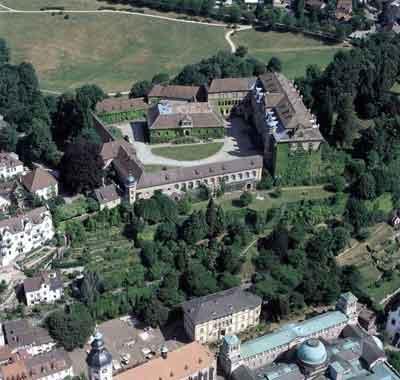 Das Neue Schloss in Baden-Baden