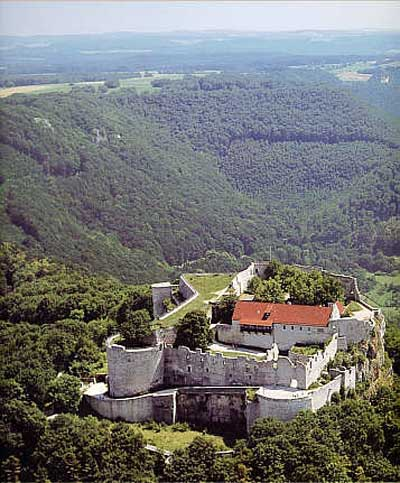 Festung Hohenneuffen