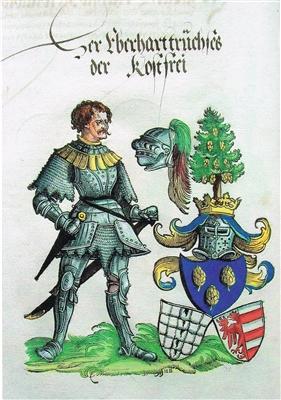 Truchsess Eberhard von Waldburg