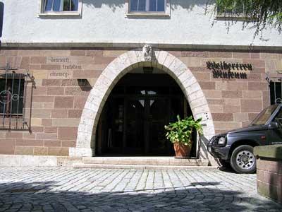 Weibertreumuseum im Weinsberger Rathaus