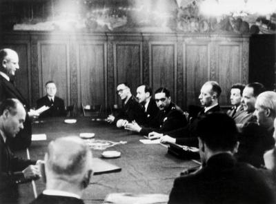 Tagung des Landtags Württemberg-Hohenzollern 1948