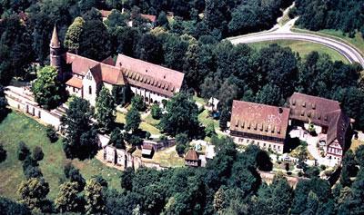 Kloster Lorch © Luftbildservice Dieterle, Lorch