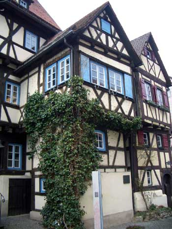 Haus des Bürgermeisters Leonhard Speidel
