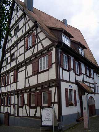 Haus am Hexensprung