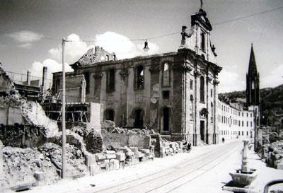 Die soziale Lage der Freiburger Bevölkerung nach Kriegsende 1945-1950