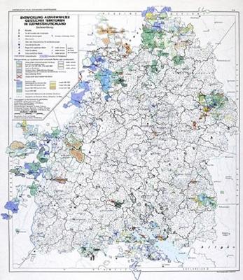 Entwicklung ausgewählter geistlicher Territorien in Südwestdeutschland