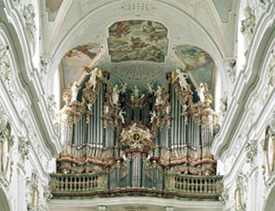 Kloster Ochsenhausen – Orgel
