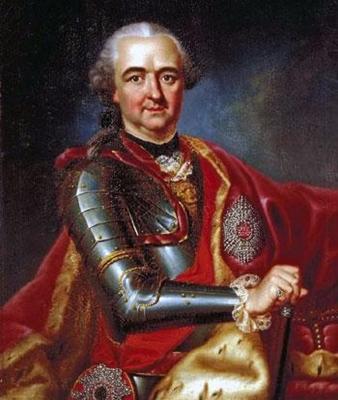 Kurfürst Carl Theodor um 1767