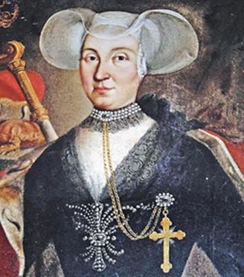 Marianna Franziska von Hornstein
