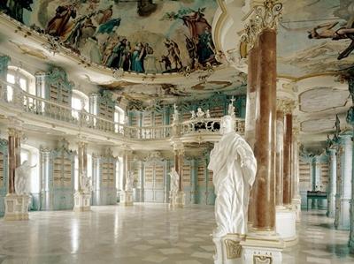 Schussenried – Barocke Klosterbibliothek