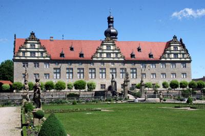 Schloss Weikersheim 2009