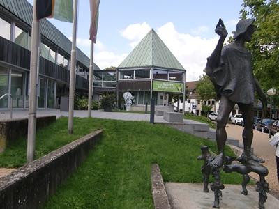 Denkmal von Fritz Nuss