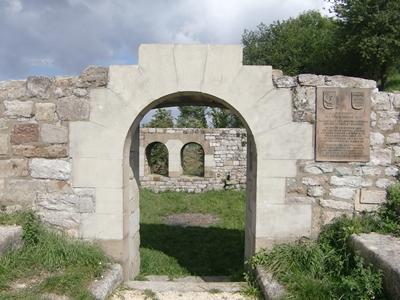 Ruine von Burg Beutelsbach