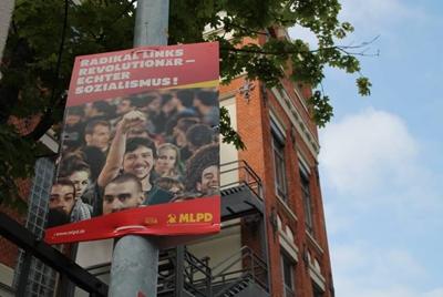 Wahlplakat (Europawahlen)