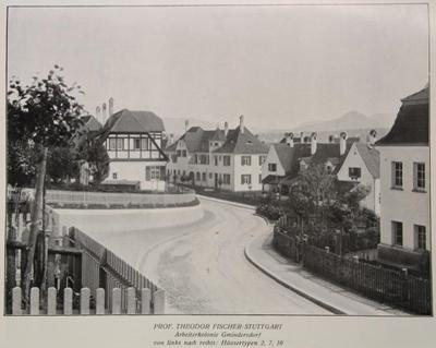Wohnhäuser in Gmindersdorf, Reutlingen